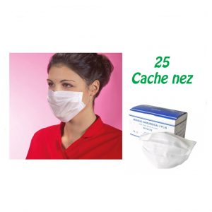 Cache nez chirurgical