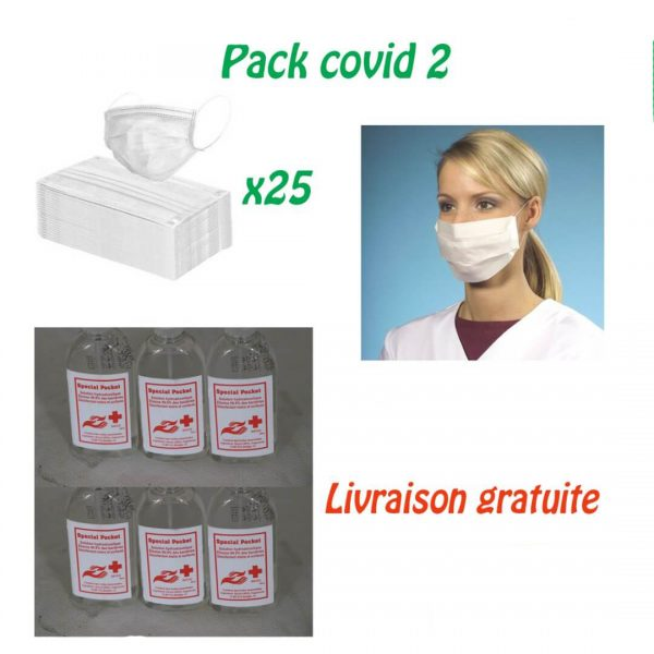 Pack covid-19